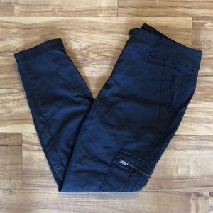 Athleta Women's Crop Pants Blue Size 4